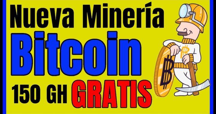 NUEVA MINERIA PARA GANAR BITCOINS RAPIDO AUTOMATICAMENTE En La Nube - BTC