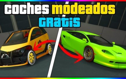 *NUEVO* - REGALAR COCHES a AMIGOS COCHES GRATIS - dinero infinito - GTA 5 online -  (PS4 - XBOX )