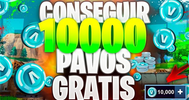 ¡NUEVO TRUCO! CONSEGUIR PaVos GRATIS en FORTNITE PS4, XBOX ONE, PC   FREE V BUCKS