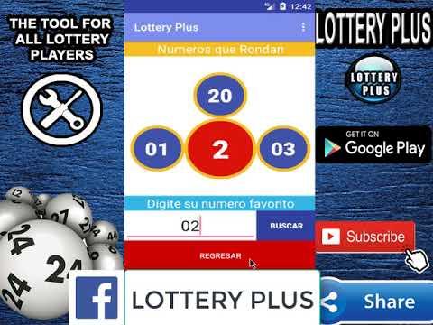 Numeros Para Hoy 05/06/2018 Junio (Lottery Plus)