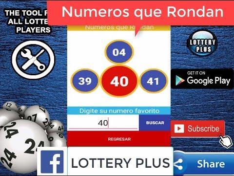 Numeros Para Hoy 12/06/2018 Junio (Lottery Plus)