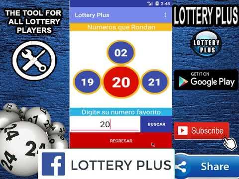 Numeros Para Hoy 23/06/2018 Junio (Lottery Plus)