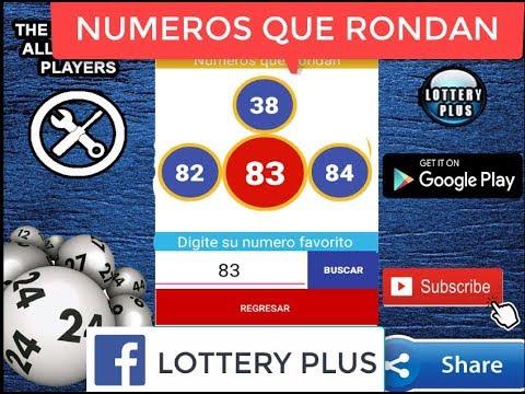 Numeros Para Hoy 24/06/2018 Junio (Lottery Plus)