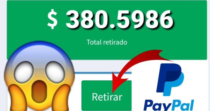 Por fin como ganar dinero gratis en PayPal 2018