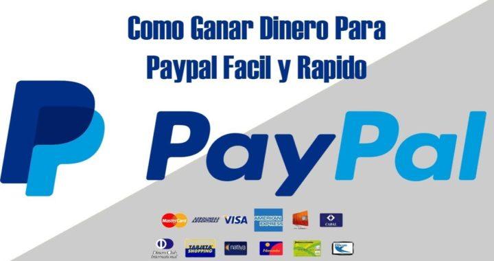Quien Quieres Ganar $5 Dolares  Paypal Gocashback 2018 Amazon Best Buy eBay