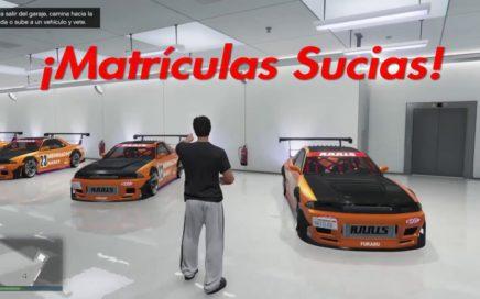 salir del castigo de limite de venta diario ¡Matriculas sucias! en GTA V online 1.43