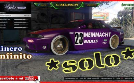 SOLO- DUPLICAR COCHES  - GTA 5 ONLINE - DINERO INFINITO - INFORMACION NUEVO *DLC - MIDNIGTH CLUB*