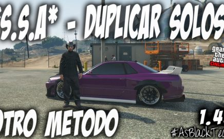 *SOLO* - SIN AYUDA - DUPLICAR COCHES - GTA 5 - PLACA o MATRICULA LIMPIA o (INVISIBLE) - (PS4-XB1)