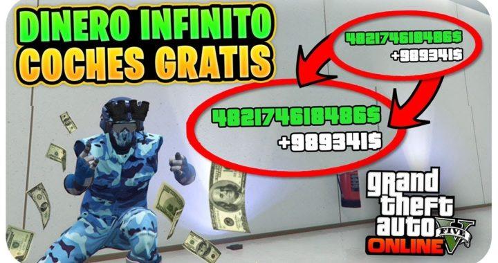 TENER DINERO INFINITO Y COCHES GRATIS EN GTA 5 ONLINE! *TRUCAZO* NUEVO TRUCO GTA 5 ONLINE .143