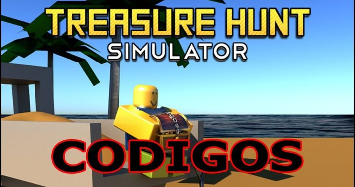 Treasure Hunt Simulator CODIGOS 2018 ( YA NO FUNCIONA )