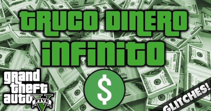 TRUCO DINERO INFINITO GTA 5 ONLINE|100% LEGAL