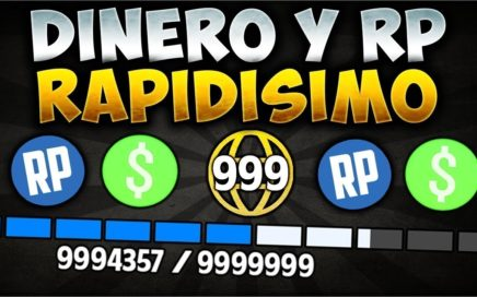 TRUCO DINERO Y RP INFINITO GTA V ONLINE FÁCIL Y RÁPIDO LEGAL