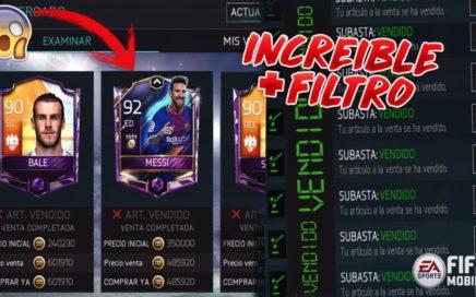 TRUCO PARA GANAR MUCHAS MONEDAS EN FIFA MOBILE 18 !!! | XJared10
