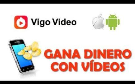 VIGO VIDEO APP - Gana dinero grabando vídeos