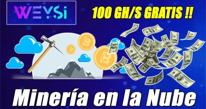 Weysi Minar Dólares y Criptomonedas en la Nube. Tutorial | Gokustian