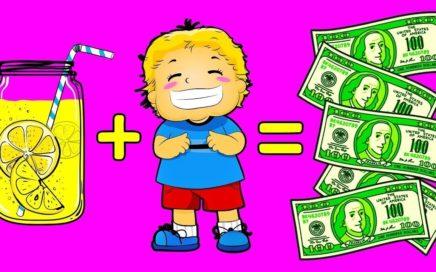 12 Ideas De Cómo Ganar Dinero Para Niños Y Adolescentes