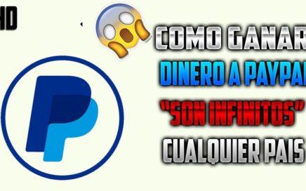 2018 COMO GANAR DINERO POR INTERNET SIN INVERTIR NADA  CÓDIGOS DE  GOOGLE PLAYXBOX,STEAM WALLET,PSN