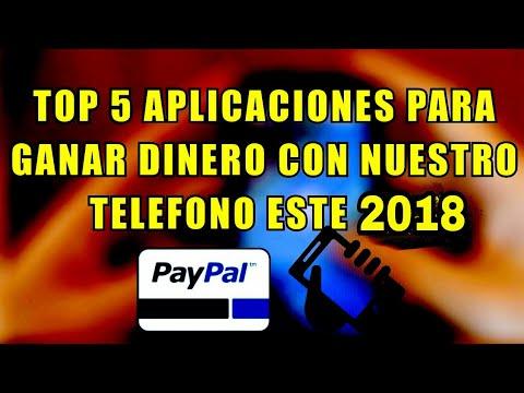 5 Aplicaciónes Nuevas Para Ganar Dinero En PayPal