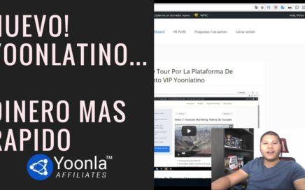ACTUALIZACIONES DE EQUIPO Yoonlatino - Yoonla Español 2018 (Ganar Dinero en Internet 2018)