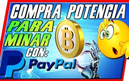 Bits2U Comprar Potencia De Minado Con Paypal [Como Invertir En Minería Bitcoins 2018 Tengo Dinero]