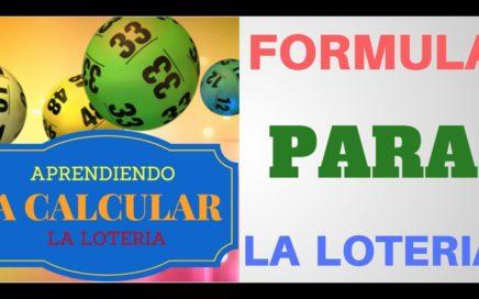 Calcular Los Numeros de LA LOTERIA NACIONAL , live casino online 17-07-2018