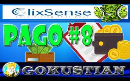 Clixsense paga por paypal | Comprobante de pago #8 | Mejor página para ganar dinero por internet