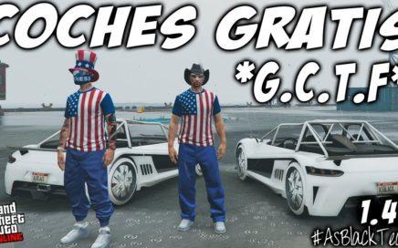 """*COCHES GRATIS* - PASAR COCHES a  AMIGOS - GTA 5 - AUN MAS FACIL - """"G.C.T.F"""" - (PS4 - XBOX One)"""