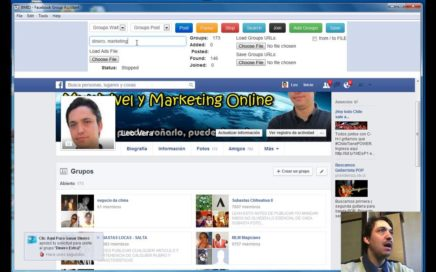 COMO GANAR $300 DOLARES AL DIA CON FACEBOOK USANDO BMID (VIDEO REAL)