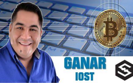 Como ganar criptomonedas - IOST
