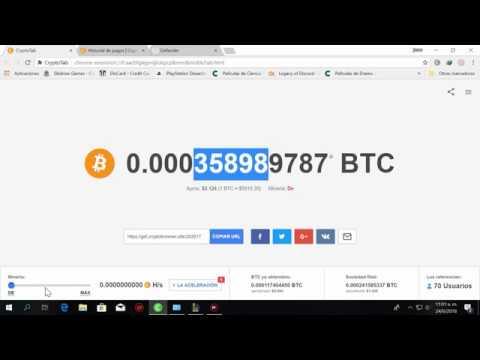 Como Ganar Dinero Con CryptoTab Facil Desde Tu Computador 2018