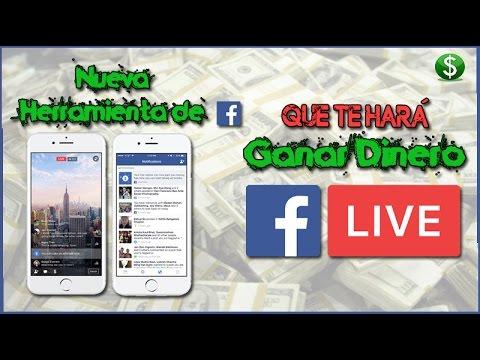 Como Ganar Dinero Con Facebook Live | Nuevo Ad Brakes de Facebook!