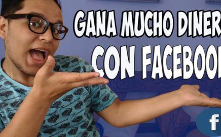 Como ganar DINERO con FACEBOOK | monetiza tu fan page con socialek