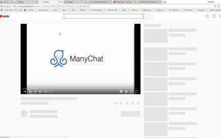 Cómo Ganar Dinero Con ManyChat y Hotmart | Francisco Bustos