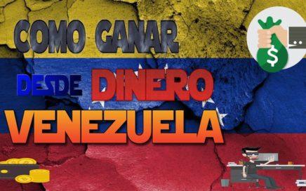 Como Ganar Dinero en Internet Desde Venezuela
