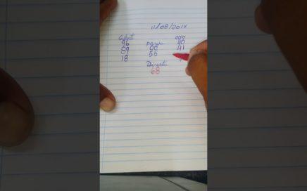 Cómo ganar dinero fácil en la loteria resultado 100 % efectivo sígueme numerologia Daurys para que s