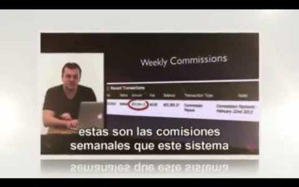 COMO GANAR DINERO ONLINE - ENTRENAMIENTO DE 700 000 USD EN UN MES.