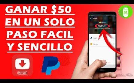 COMO GANAR DINERO PARA PAYPAL FACIL Y SENCILLO| Andro Tech