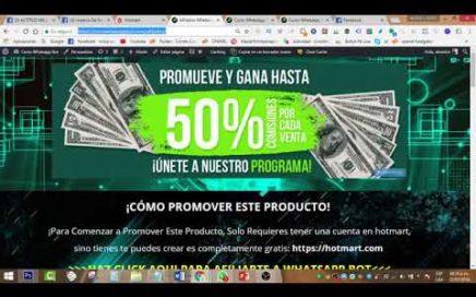 Cómo Ganar Dinero Promoviendo Productos de Hotmart En Español 2018