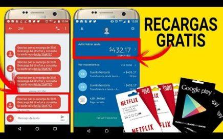 Como Ganar Dinero, Recargas, Tarjetas Netflix y Google Play Gratis