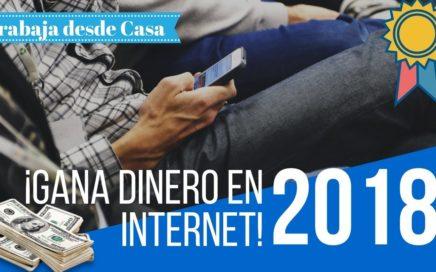 CÓMO TRABAJAR DESDE CASA | ¡GANA DINERO POR INTERNET!
