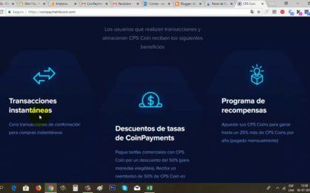 CPS COIN Liberados, ¿Se Pueden Vender, Convertir o Retirar? | Gokustian