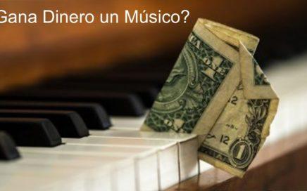 ¿Cuándo gana DINERO un músico?