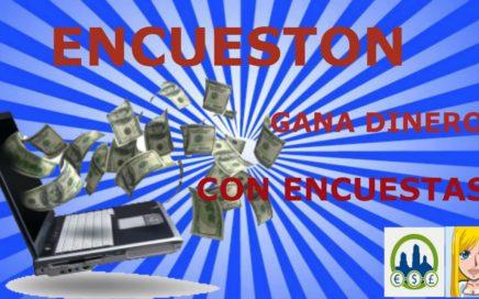 ENCUESTON.....Gana dinero con encuestas|