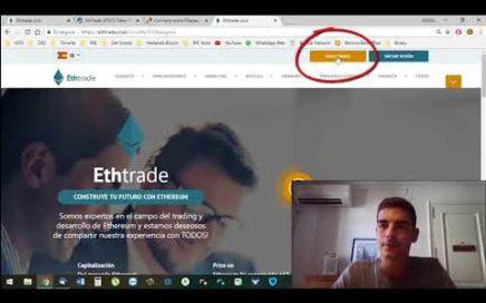 EthTrade Presentacion Obtn un 25 de Rentabilidad Mensual de tus Crypto