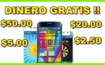 Gana Dinero con App UENTO - Código 7CjHIYp