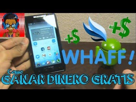 Gana Dinero Con Solo Estar Con Tu Celular!!   Como Ganar Dinero Sin Hacer Nada