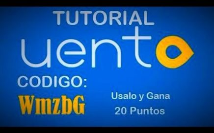 Gana Dinero con UENTO (Android) 2017