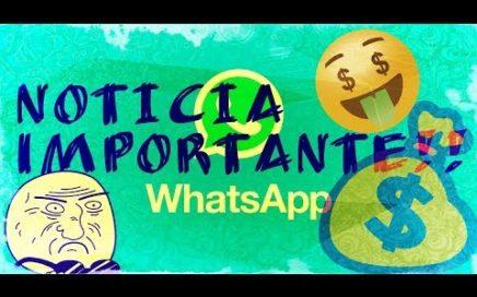 Gana dinero con whatsapp 2018