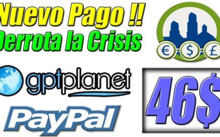 Gana Dinero Gratis a Paypal con GPTPlanet (Prueba de Pago) | Gokustian