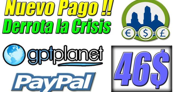 Gana Dinero Gratis a Paypal con GPTPlanet (Prueba de Pago)   Gokustian